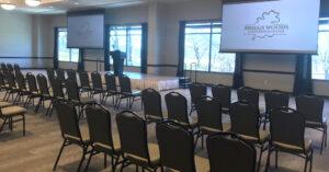 Van Diest Supply meeting room